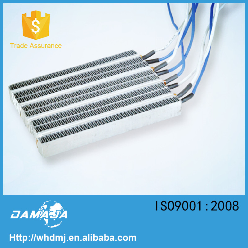 Air heating tube electric tubular heater heating element for