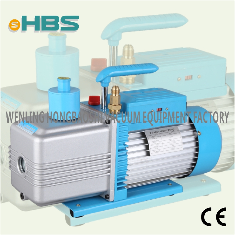 2-Stage 12CFM Deep Fast AC Recovery Vacuum Pump R410a R134