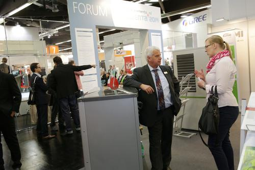 Chillventa 2016 – The Exhibition for Energy Efficiency, Heat Pumps and Refrigeration