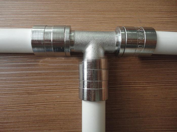 Australia WATERMARK PEX sliding fittings plumbing water pipe fittings ... & Australia WATERMARK PEX sliding fittings plumbing water pipe ...
