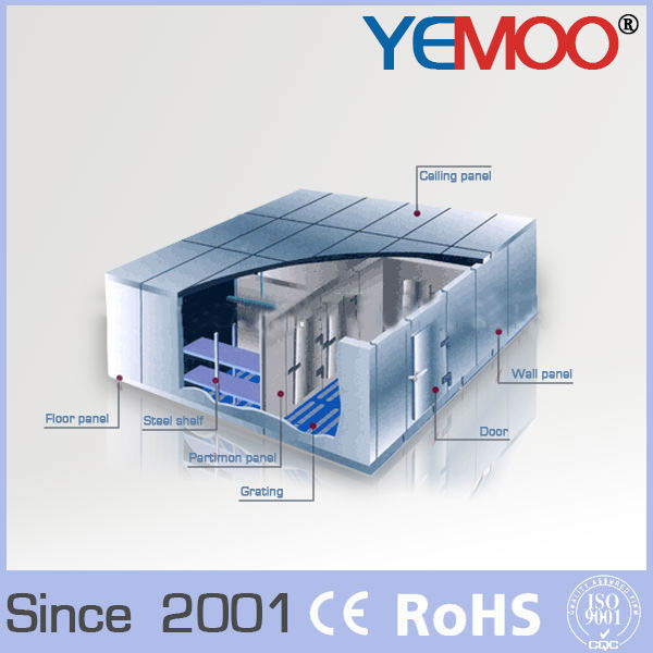 ... Solar power system cold storage rooms design/ food cold room for fruits and vegetables ...  sc 1 st  Hangzhou Yemoo Refrigeration Equipment Co. Ltd. - Coowor.com & Solar power system cold storage rooms design/ food cold room for ...