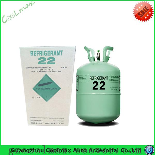 R22 Refrigerant For Sale >> R22 Refrigerant Gas 13 6kg 30lb With 99 9 Purity For Air