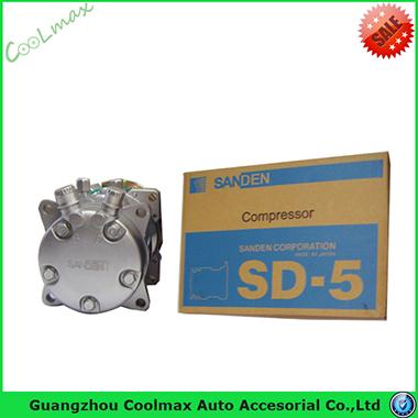 508 5H11 7PK 12V Universal Sanden Car AC Compressor/Auto