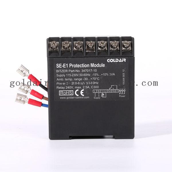 Goldair Pressor Protection Module See1 115230vac Bitzer Partno34701710: Bitzer Pressor Wiring Diagram At Goccuoi.net