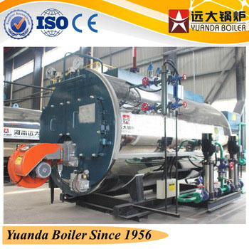 Vertical type LSG coal fired boiler for central heating - Coowor.com