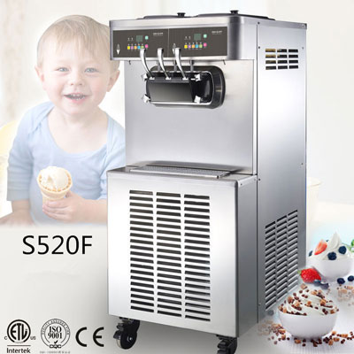 Pasmofrozen Yogurt Machine Supplier With High Quality S520F CEETL