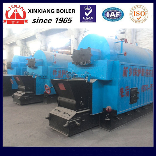 easy operation coal/wood fired automatic steam boiler with high ...