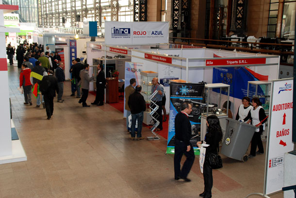 2016 Chile International Exhibition of Air Conditioning, Heating, Ventilation and Refrigeration