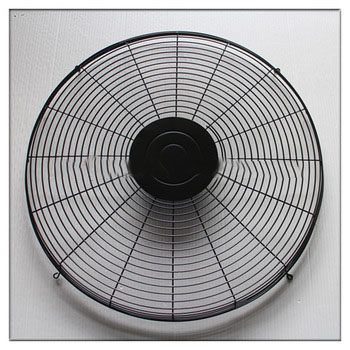 Sprial Fan Guard Air Conditioner Fan Guard Coowor Com