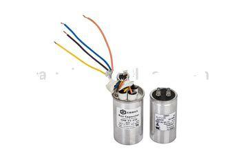 Refrigeration Compressor CBB65 Run Capacitor Korean Standard