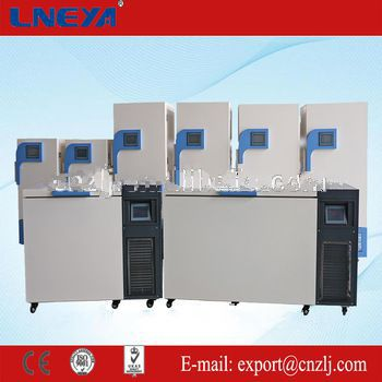 Ultra temperature contrl top open Cryogenic freezer used for lab or