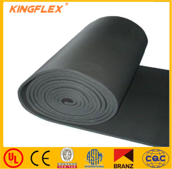 closed cell elastomeric nitrile rubber insulation material