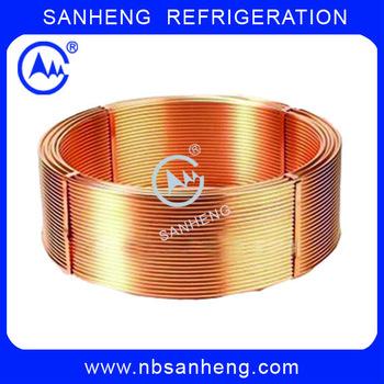Copper Tube Korea (Pancake Coils 3/8) - Coowor com