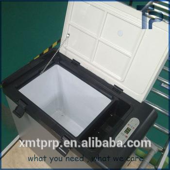 Trump solar power dc 24v 12v portable mini fridge - Coowor com