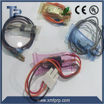 Refrigerator Defrost Bimetal Thermostat with Fuse - Coowor com