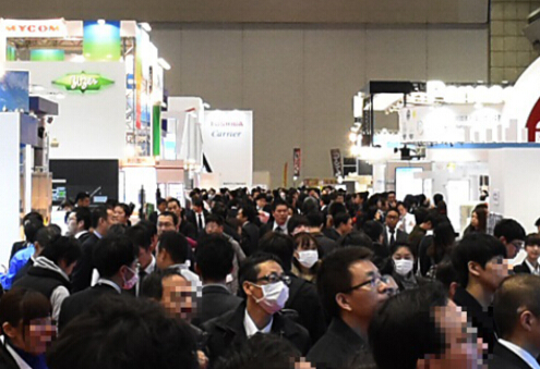 HVAC&R Japan 2018 HEATING VENTILATING AIR CONDITIONING AND REFRIGERATING EXPO
