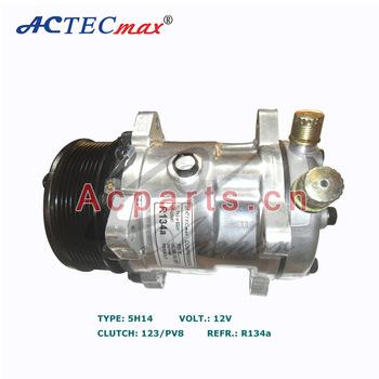 Universal-Auto-AC-Compressor-SD5H14-SD508-Horizontal-89508380