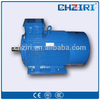 Electric motor 75kw 220 volts ac high torque low rpm