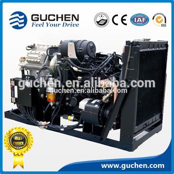 Tata and Ashok Leyland Bus AC Unit with Sub engine for Bus