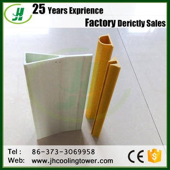 High Strength pultruded structural profile of frp grp