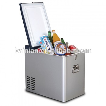 Travel Box Portable 12V Mini Fridge Freezer - Coowor com