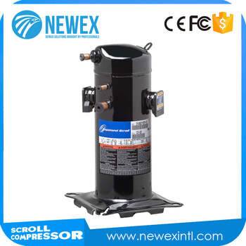 Low Oil Circulation Rate Copeland Scroll Compressor For R22