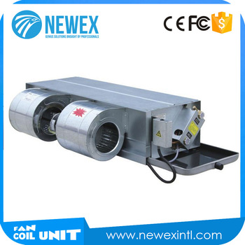 Professional Manufacturing Horizontal Concealed Fan Coil