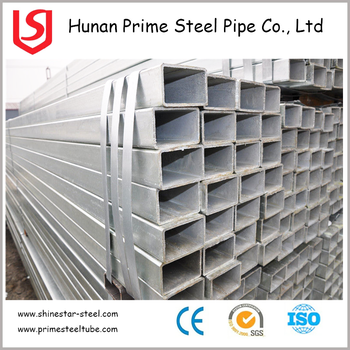 Hollow Section Square Retangular Tube Hollow Structural Steel Pipe