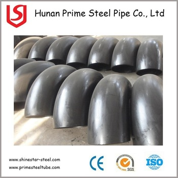 New products sch 40 90 degree carbon steel pipe elbow