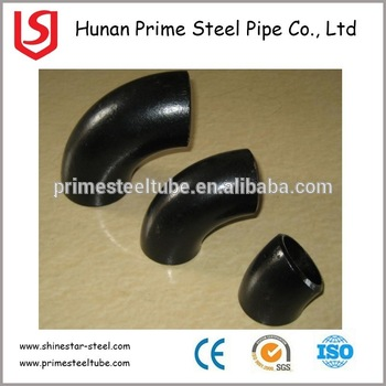 Pipe Fitting carbon Steel Elbow Flanges tees Reducers caps